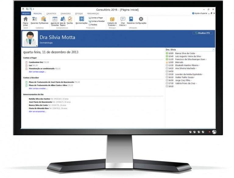Conheça o Sistema de Gerenciamento para Consultório da VBB Software